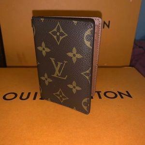 "Louis Vuitton ""Pocket Organizer"""